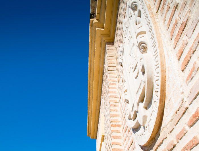 Palacio de Beniel, Velez-Crest
