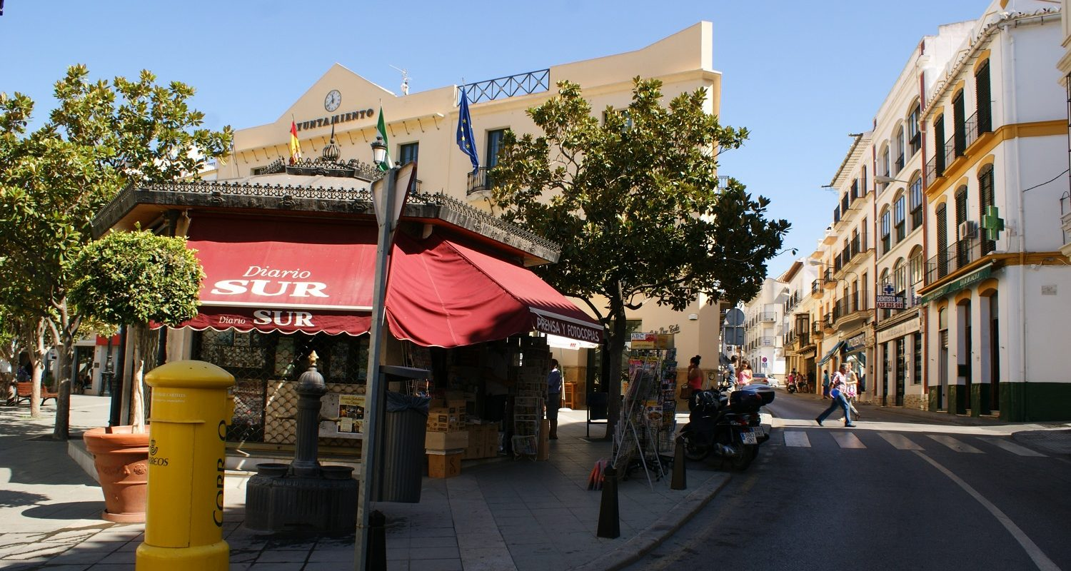 Ayuntamiento Shops and Businesses in Velez-Malaga