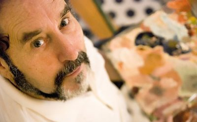 Painter Evaristo Guerra