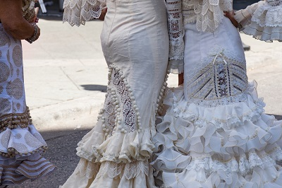 Traje de Flamenco, Feria de Miguel