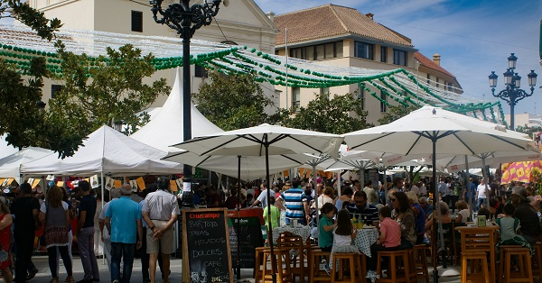 Feria In Plaza Carmelitas
