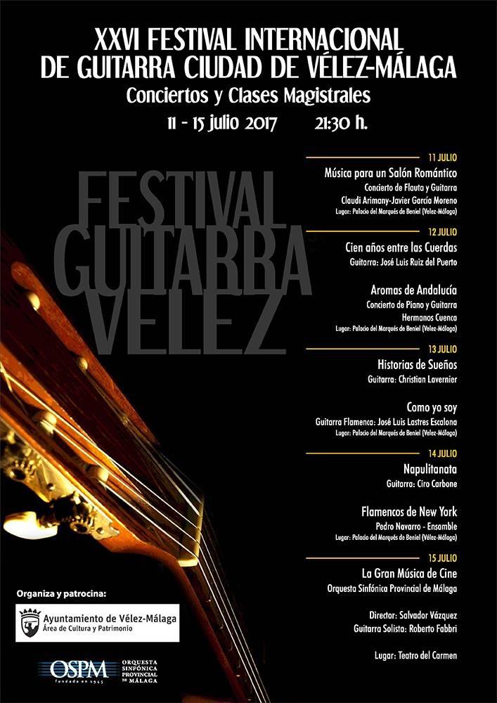 International Guitar Festival - Velez-Malaga