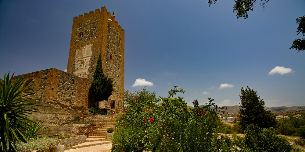 Fort Park in Velez-Malaga