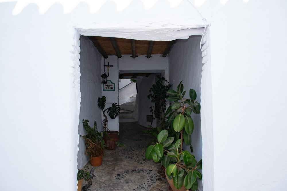 Frigliana Narrow Streets