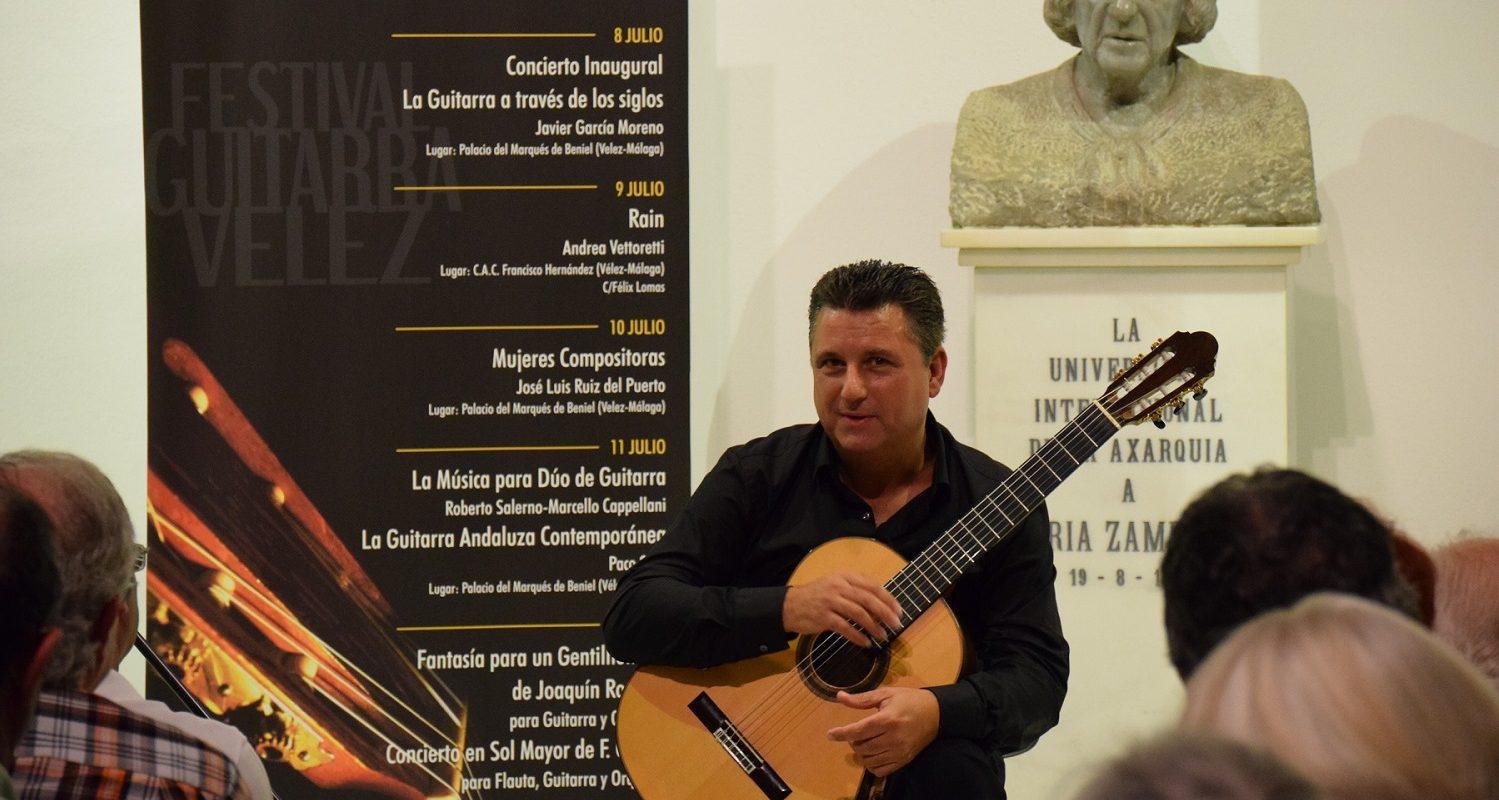 Annual Guitar Festival in Velez-Malaga