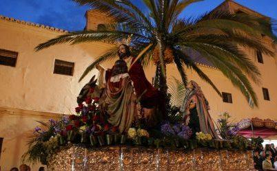 La Huerta Semana Santa, Velez-Malaga