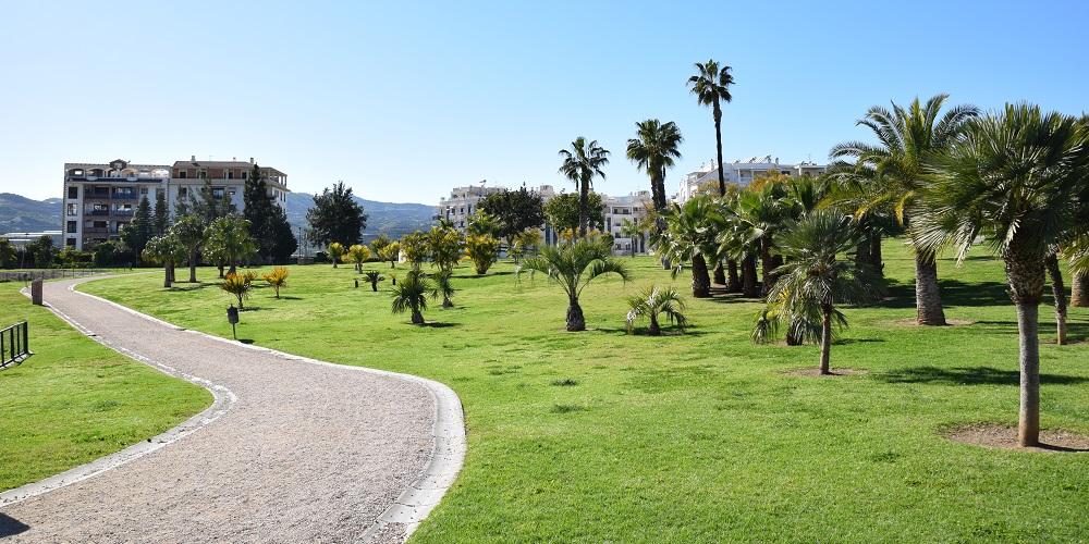 Maria Zambrano Park