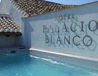 Hotel Palacio Blanco Pool