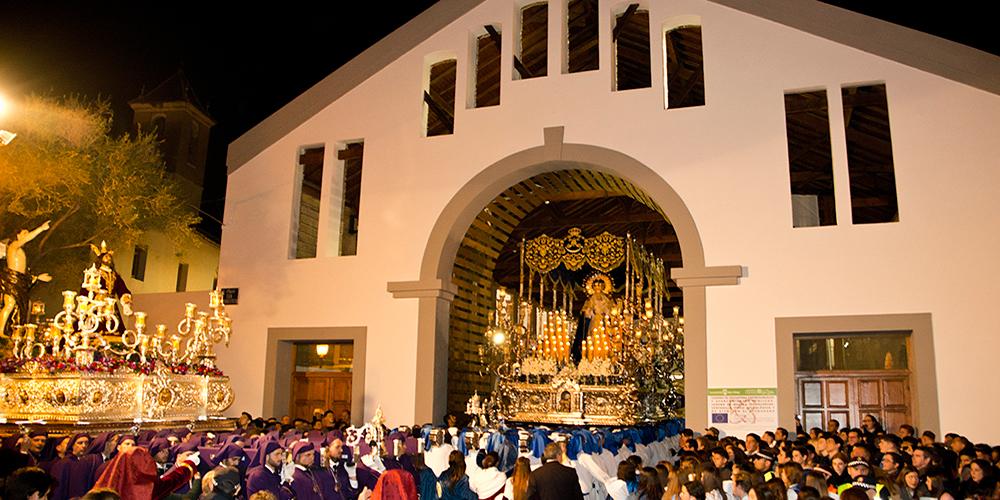Semana Santa El Huerto Mercado