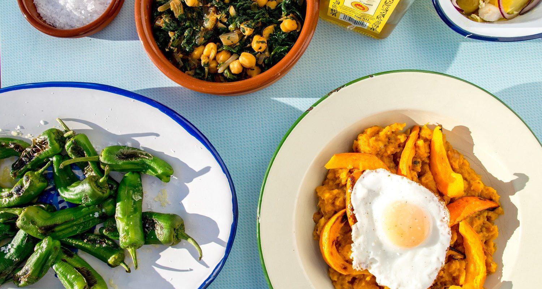 Spanish Food in Velez-Malaga