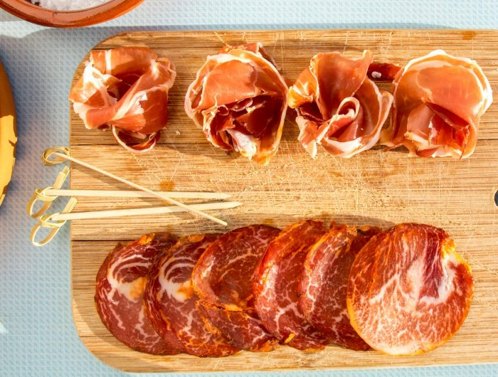Tabla de Jamon
