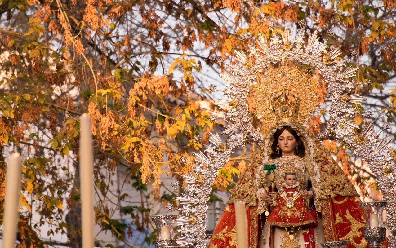 Virgen de los Remedios, Otono