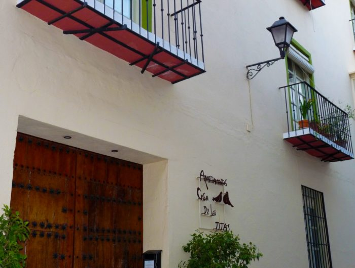 Tourist apartments in Velez-Malaga