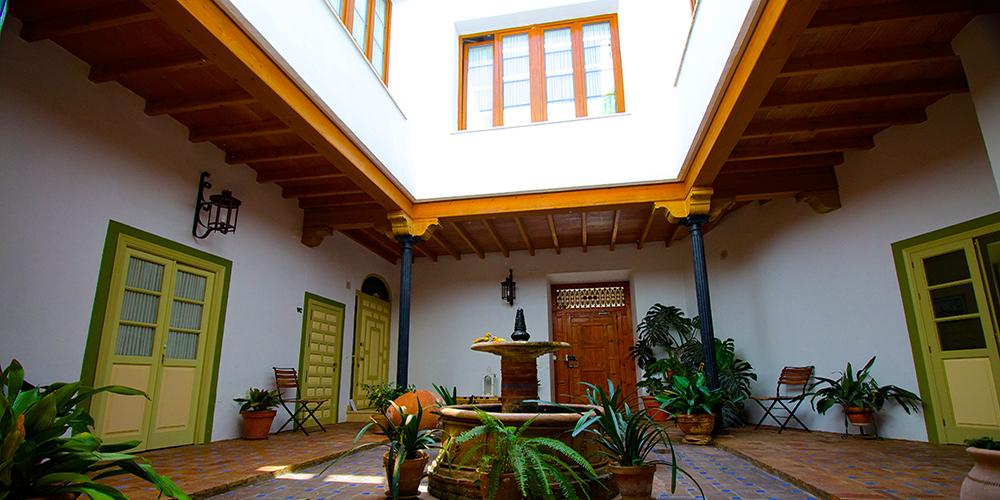 Casa De Las Titas Interior Patio