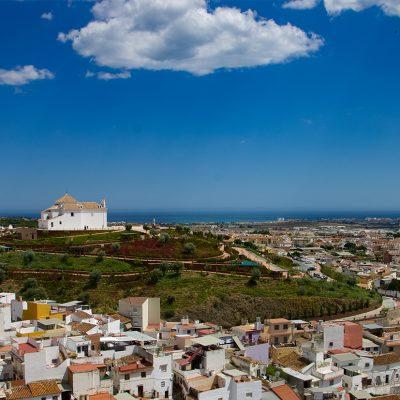 Anna Iglesia Velez Malaga Blue skies