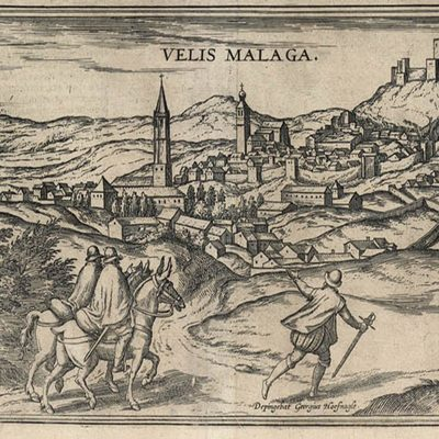 history banner of velez malaga