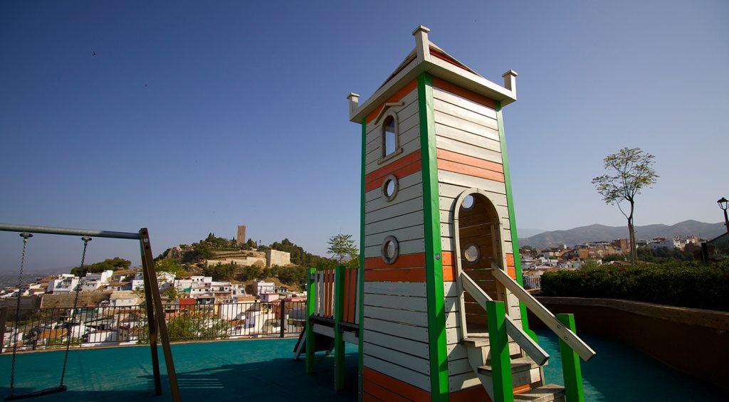 Childrens Park at El Cerro