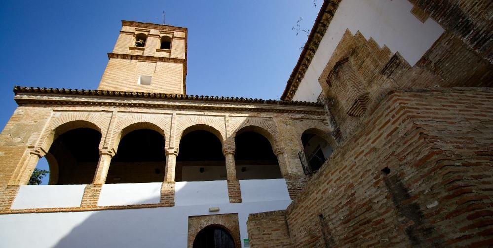 Cloisters of Iglesia de Santa Maria