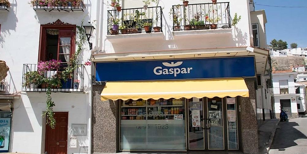 Corner Shop, Gasper