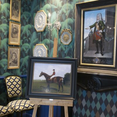 Wallpaper, fabric and objet at Matices