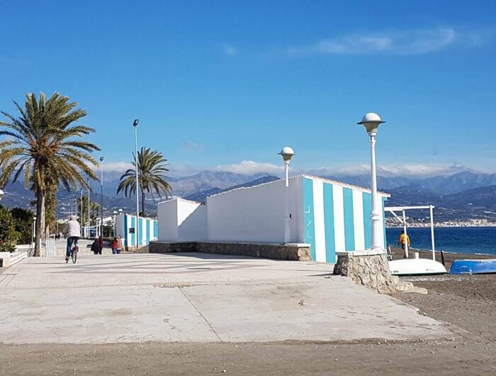 Torre Del Mar Promenade