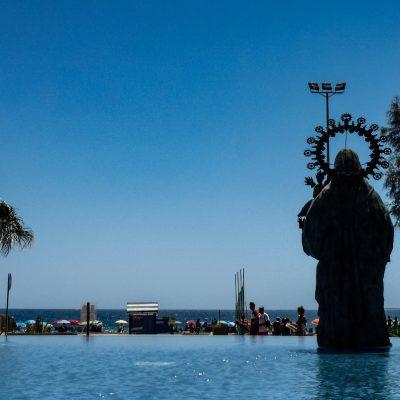 Torre Del Mar Fountain
