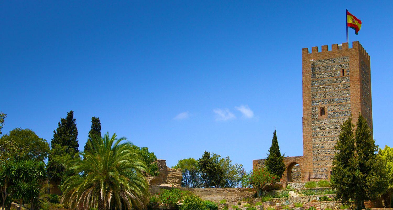 Alcazaba Fortress Velez Malaga Fortaleza