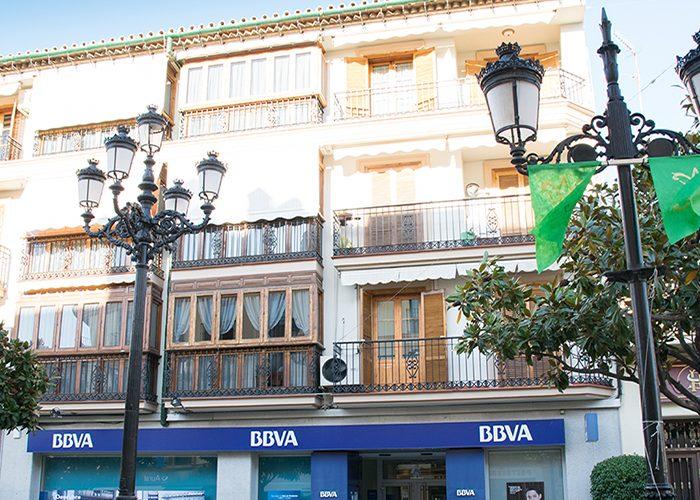 Banco BBVA Plaza de las Carmelitas