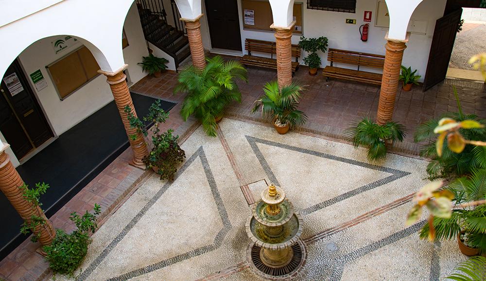 Casa Cervantes Interior