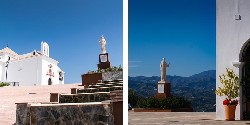 Ermita In Velez Malaga Andalucia