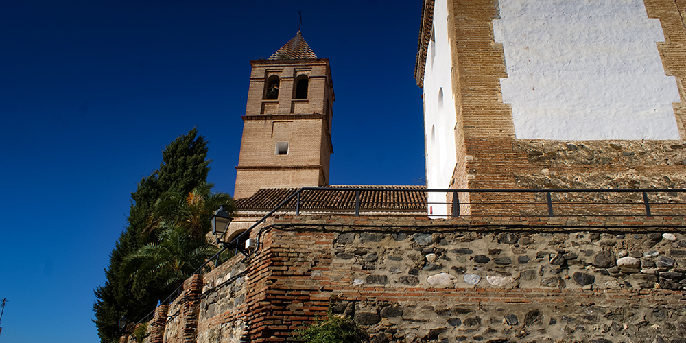 Santa Maria Church Velez Malaga