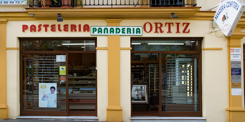 Panaderia Pasteleria Ortiz Velez Malaga