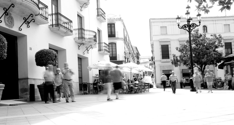 Plaza Carmelitas Velez Malaga