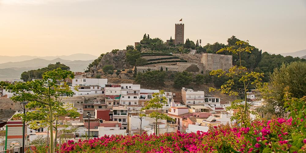 Fortaleza in Velez Malaga