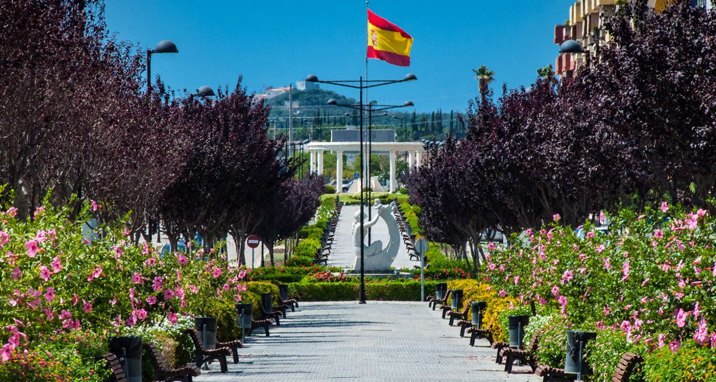 Pathway In Velez-Malaga