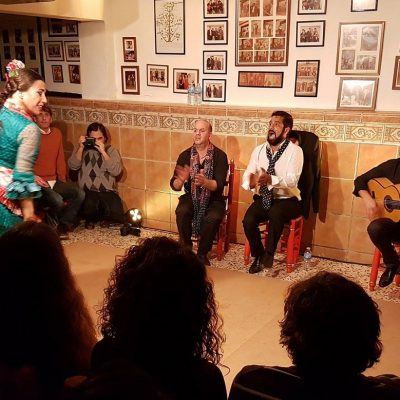 Flamenco at Pena Nino de Velez