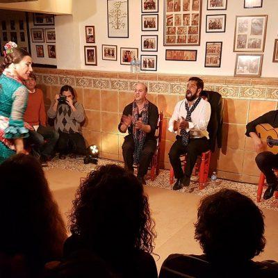 Flamenco at Pena Nino de Velez