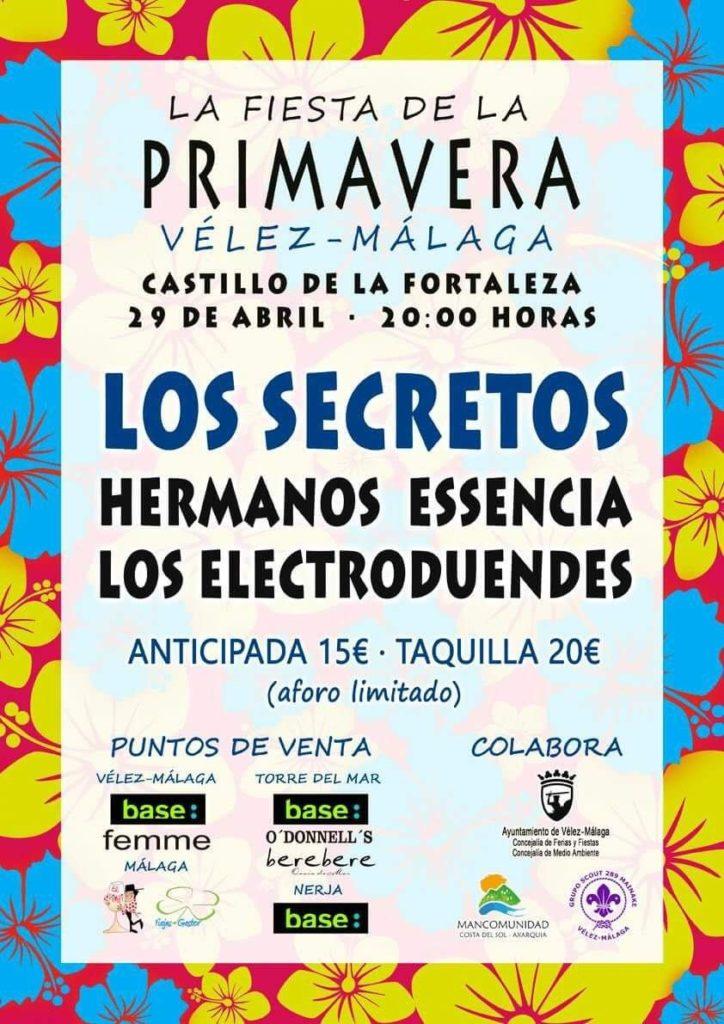 Music Festival Velez-Malaga