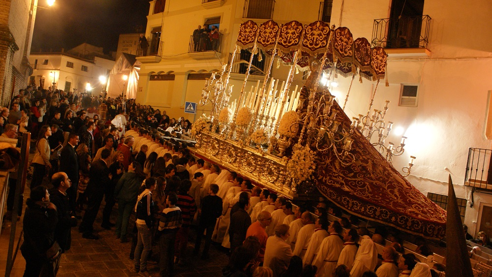 Semana Santa - Virgin Mary