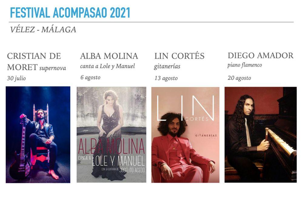 Festival Acompasao 2021, Velez-Malaga