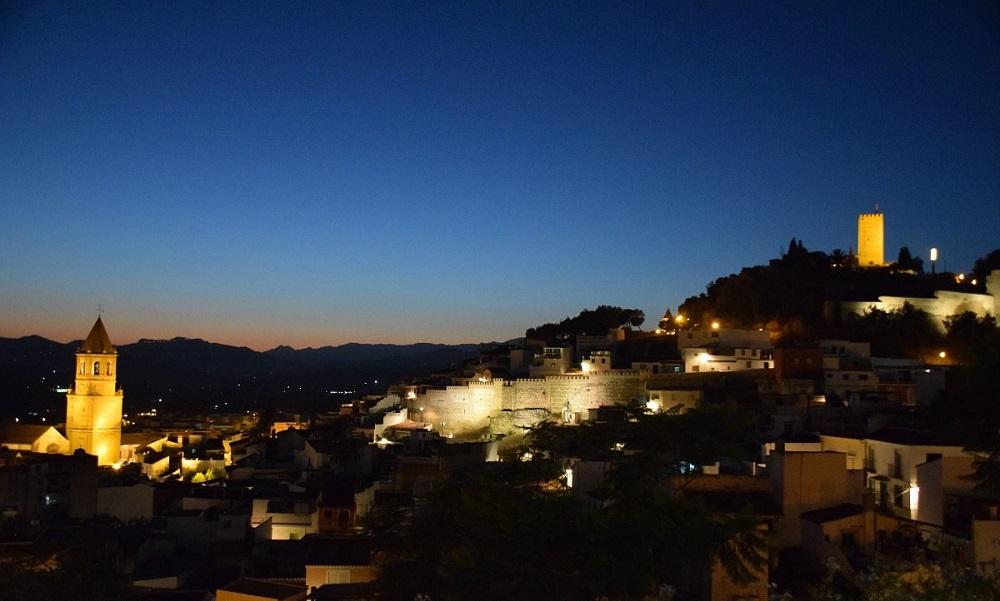 view cerro san cristobal
