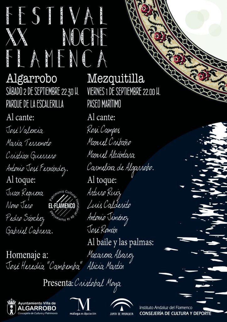 algarrobo flamenco festival