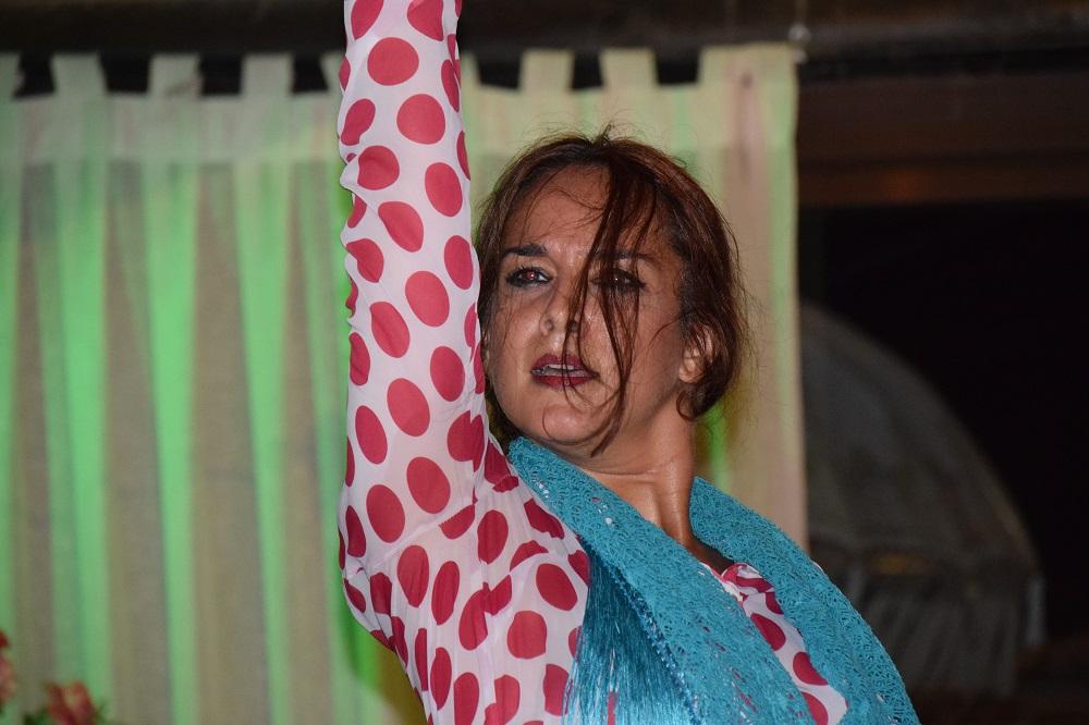 flamenco at bahia tanit