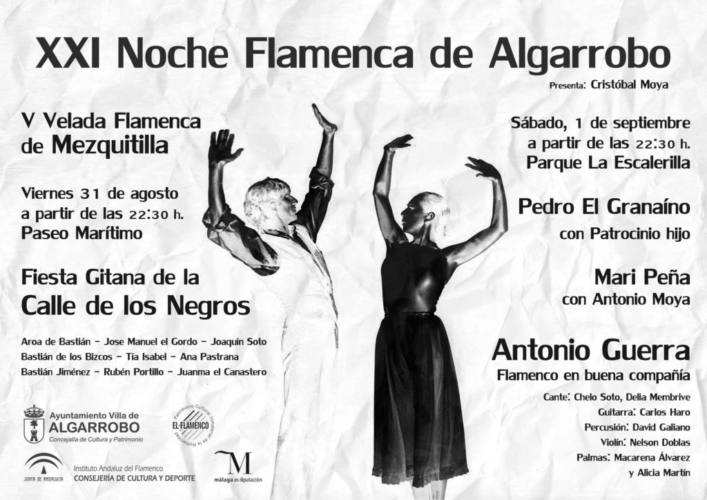 flamenco festival algarrobo