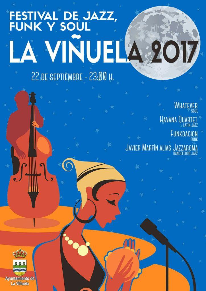 vinuela jazz soul funk festival