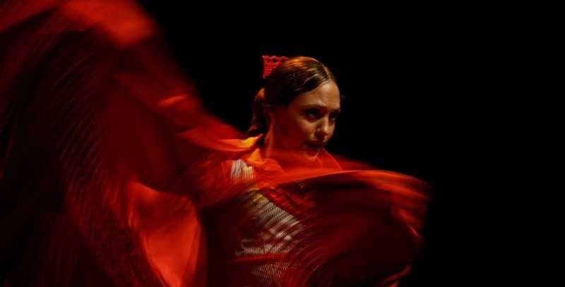 ana pastrano dancing