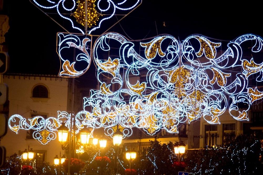 christmas lights velez