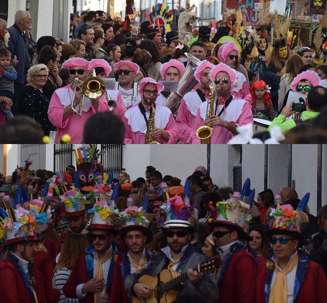 Carnival in Velez-Malaga