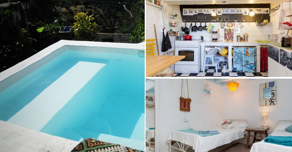 La Cultura, B&B, guesthouse and artists retreat in Axarquia