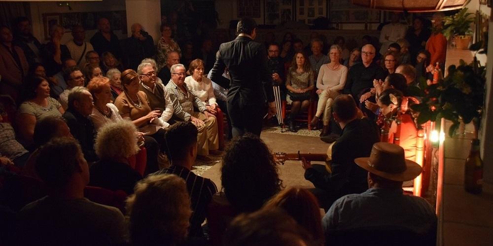pena nino de velez flamenco show